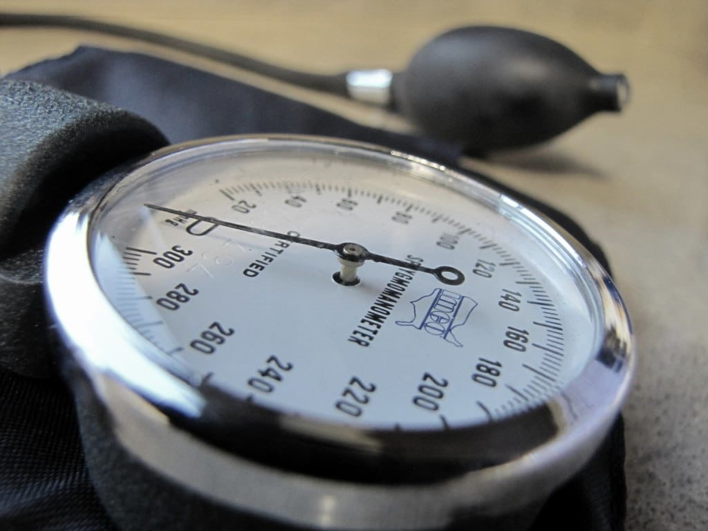 A blood pressure indicator from a cuff. TRT is safe and effective and is unlikely to increase your blood pressure, and may even provide mild heart health benefits. Learn more.