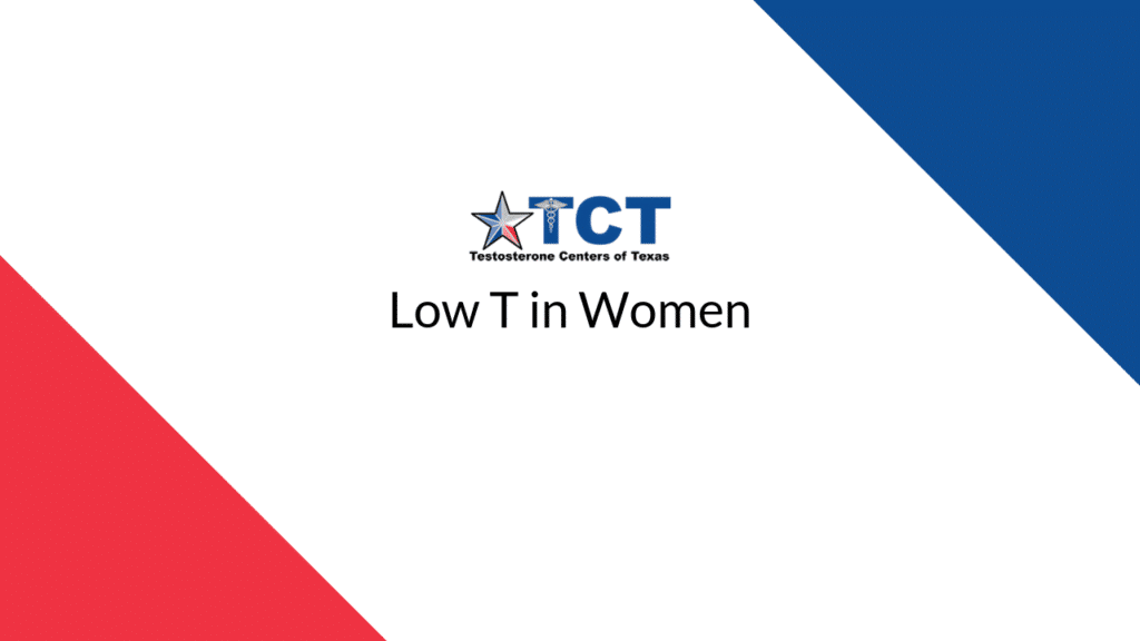 Low T in Women